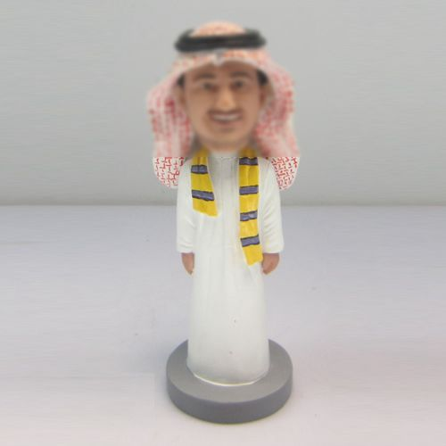 arabes coutume personnes figurines