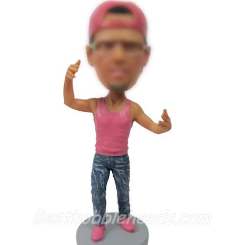 figurines hip-hop
