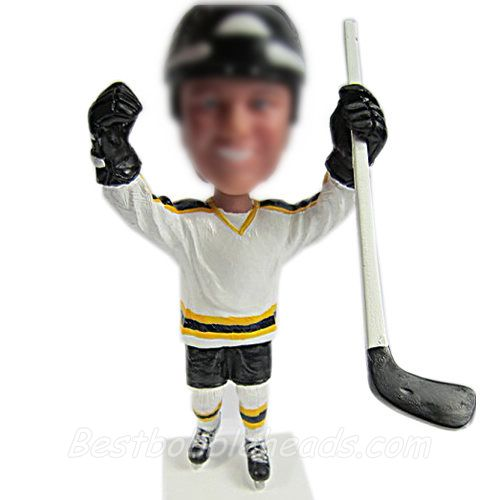 figurines de hockey