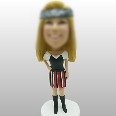 figurines de fashion girl