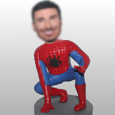 spider-man figurines